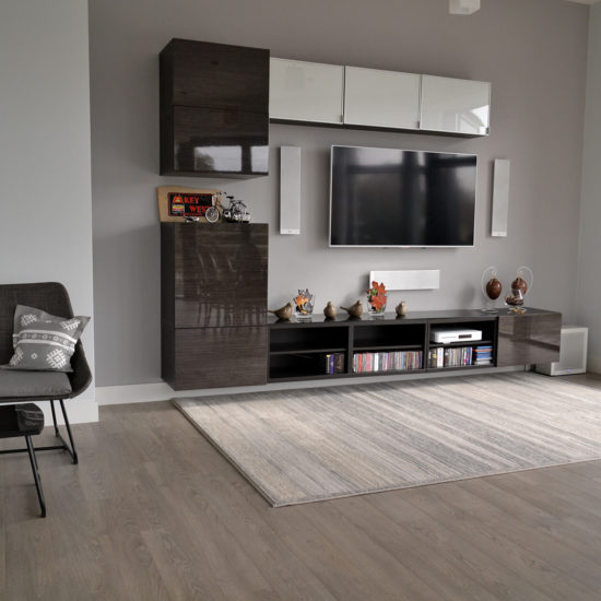 Panele Pergo Mountain Grey Oak